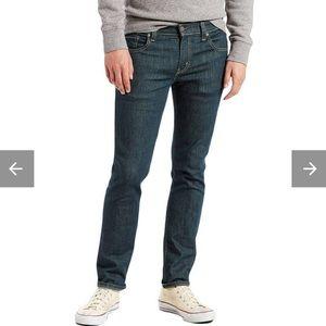 Levi's 511 Slim Fit Jeans (42x30)